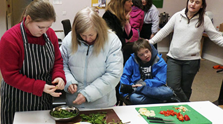 Parent & Child Cooking Sessions